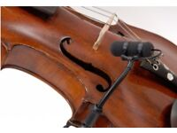 DPA 4099 violin viola or banjo mic