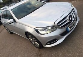 Mercedes-Benz E Class 2.1 E220 CDI SE 7G-Tronic Plus 4dr SAT NAV/ B.TOOTH/ LEATHER HPI CLEAR