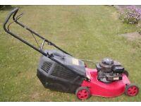 Champion R484 Rotary Petrol Lawnmower