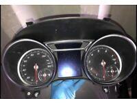 Mercedes GLA X156 Speedometer Instrument Cluster Clocks