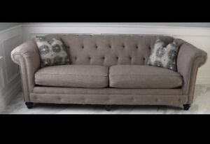 Grey couch must go!
