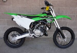 WANTED KX85 2015+