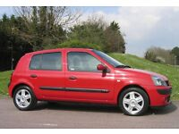 Renault Clio 1.4v 2004(04) for sale