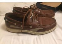 """REDUCED""Sebago Deck Shoes - Clovehitch 2 - 7.5 - Immaculate condition"