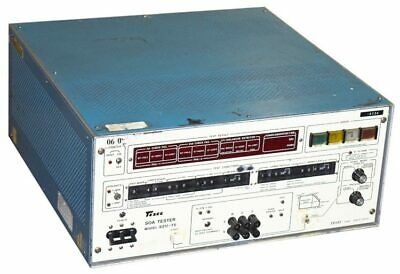 Vintage Tesec 8212-ts Industrial High Voltage Vce Ve Digital Soa Tester