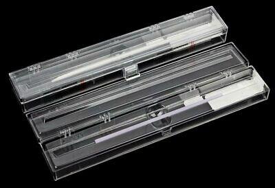 Lot 2 Northrop Grumman Ndyag Rod 4mm X 166mm 0.62 Laser Pump Lamp Crystal Rod