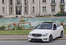 Mercedes C220 CDI AMG 125 edition