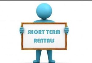 Looking for short term Rentals ??