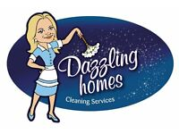 Dazzling Homes cleaning services office, Domestic Commercial and Private cleaning services