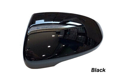 FOR HYUNDAI I30 2007-2012 NEW WING MIRROR MANUAL BLACK LEFT N//S LHD