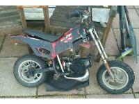 Pit dirt bike mini moto x cross
