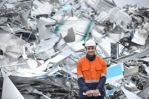 Free scrap removal best for junk removal. 647 703 5814