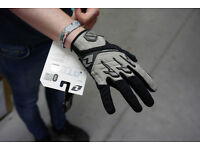 One Industries Atom Mountain Bike Gloves | Mens | MTB Downhill | Size L
