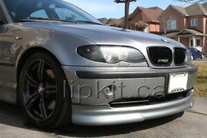 1999 2000 2001 2002 2003 2004 2005 BMW E46 FRONT LIP SPOILER NEW