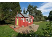 Looking for land to build tiny house in West Lothian