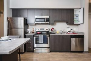 Summer Sublet at regent building Downtown St. Catharines