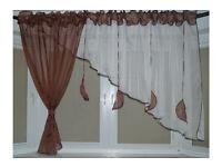 curtains different colours