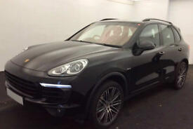 PORSCHE CAYENNE 3.0 V6 D 260 PLATINUM EDITION GTS TURBO FROM £195 PER WEEK!