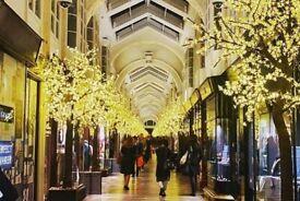December Festive Hidden London Mystery Day Out.