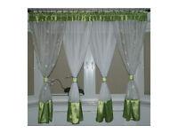 Voile Net Curtain