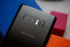Wanted: Samsung Galaxy Note 8 (used)
