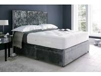 High quality divan beds including mattress and FREE DELIVERY ✅