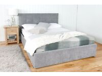 Kaydian 5ft Kingsize Hexham Drawer Bed - Ex Display - Was £399 Now £200