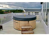 Lodge for Sale, Luxury, Hot Tub, Decking, Static, Sales, Isle Of Wight, Holiday Home, PO35