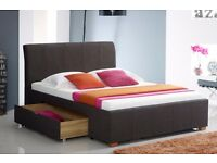 5ft King Size Swift Drawer Bed - Reduced to Clear Was £299.99 Now £200.00