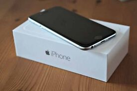 iPhone Unlocked to All Networks 16GB Space Grey