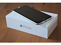 IOHONE 6 UNLOCKED BOX AS NEW 16GB SPACE GREY