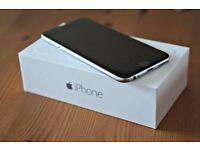 IPHONE 6 64GB O2 GIFFGAFF TESCO TALK GOOD CONDITION WARRANTY & SHOP RECEIPT