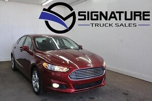 2016 Ford Fusion SE AWD, LEATHER, SUNROOF, NAV