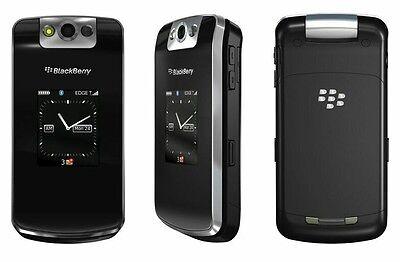 BlackBerry Pearl 8220 - Black (Unlocked) Smartphone Brand New Orginal