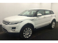 LAND ROVER R/R EVOQUE 2.0 TD4 SE TECH HSE DYNAMIC 4WD LUX 2WDFROM £114 PER WEEK!