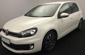VOLKSWAGEN GOLF 1.4 TSI MATCH SE 1.6 1.9 2.0 TDI SPORT GTD GTI FROM £31 PER WEEK