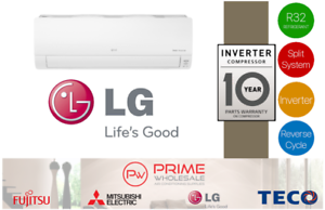 LG Air Conditioners Split System Inverter R/Cycle Thornton Maitland Area Preview