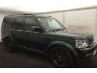 LAND ROVER DISCOVERY 4 2.7 TD V6 7 SEAT XS HSE LUXURY GS4 3.FROM £109 PER WEEK!