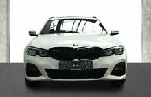 BMW Serie 3 320d Touring Msport pelle navi tetto virtual