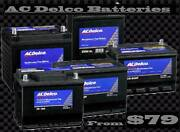 'AC Delco Batteries From $79.00 Give us a call today 03******1048 Hoppers Crossing Wyndham Area Preview