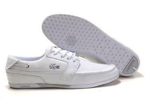 Brand New Lacoste Dreyfus Loafer Mocassin Boat Shoe Men 10US