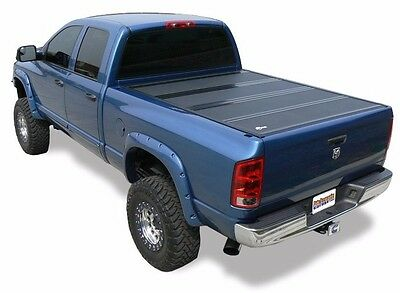 2002-2017 Dodge Ram 1500 6.4ft Bed Bak Bakflip G2 Hard Tri-Fold Tonneau Cover