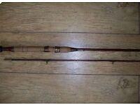 A Martin James fishing rod