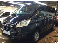Ford Transit Custom FROM £51 PER WEEK!