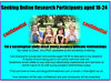 Seeking men and women 18-24: For Online study about young people's relationships (PhD research) Lisburn, County Antrim