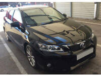Lexus CT 200h FROM £36 PER WEEK!