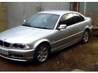 BMW e46 parts breaking 318ci 323ci 325ci 330ci coup convertible Msport