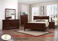 Bedroom Set 8 Pieces only 999