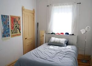 August Sublet in Plateau