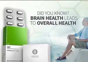 EHT Brain Supplement recommended by Dr. Amen